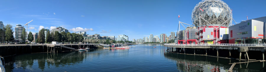 The Vancouver Seawall