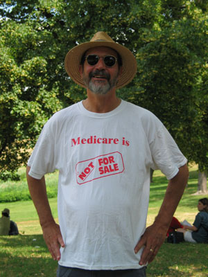 medicare is not for sale