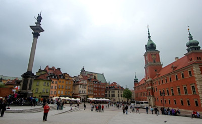 Warsaw's Old City